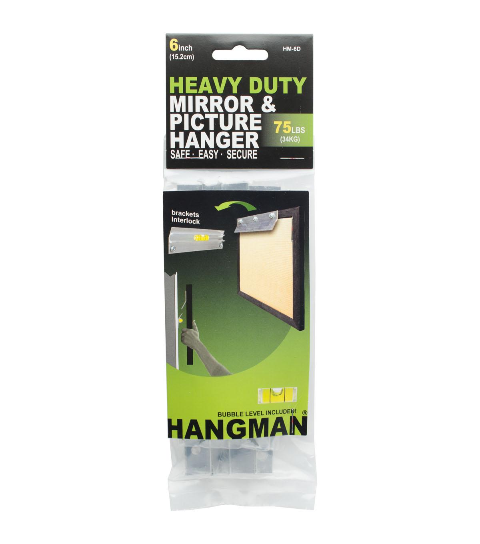 Hangman 6 Heavy Duty Mirror Picture Hanger With Walldogs Joann