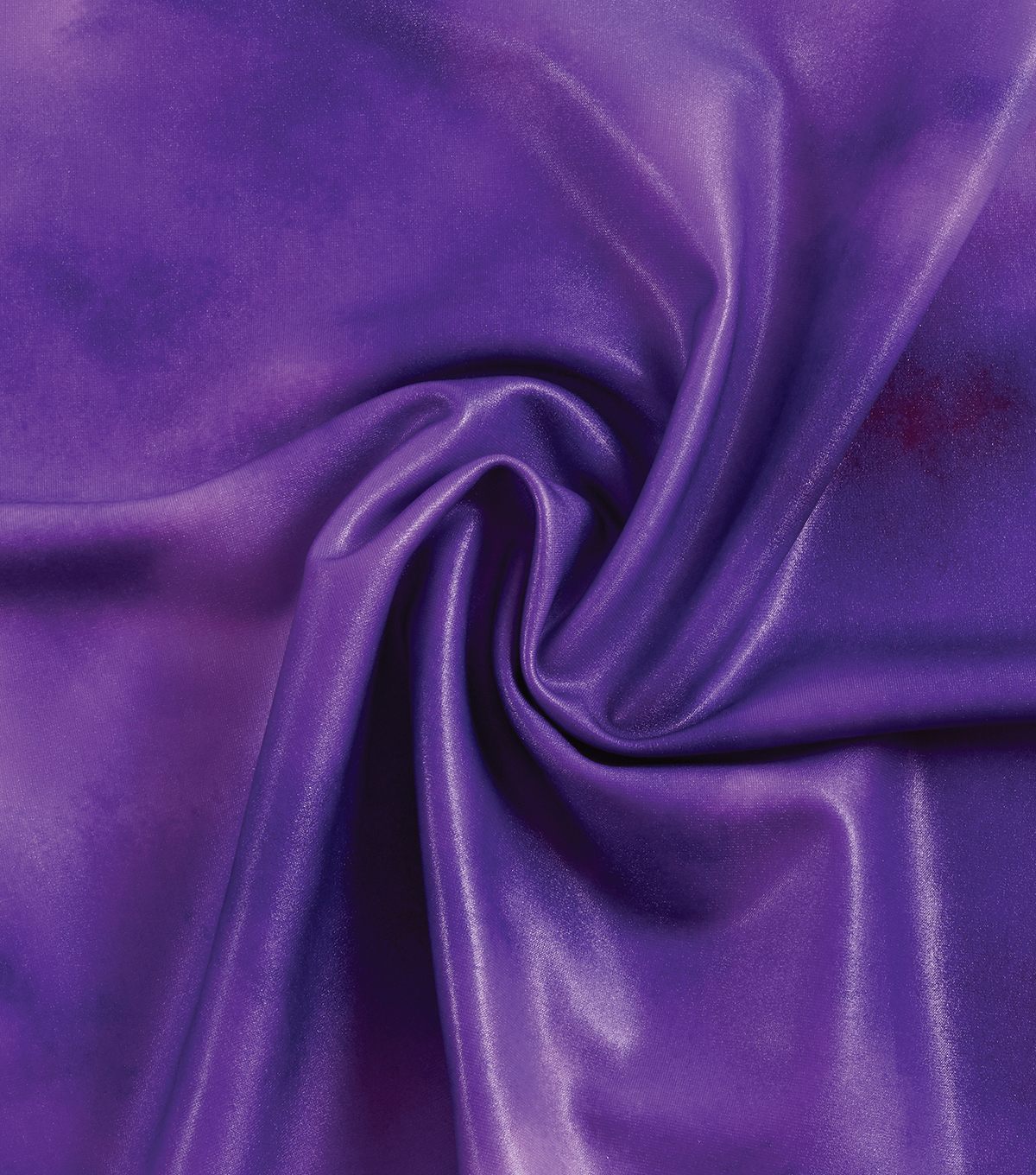 Yaya Han Cosplay Shibori Watercolor Foil Spandex Fabric 57\u0027\u0027-Purple