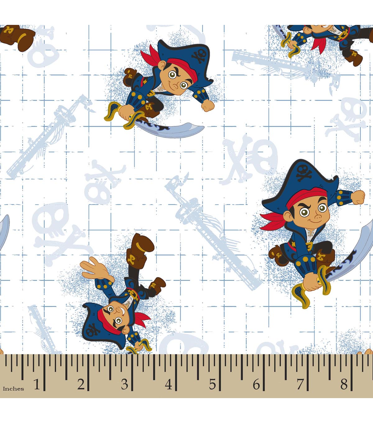 Disney Junior Jake and the Neverland Pirates-High Seas