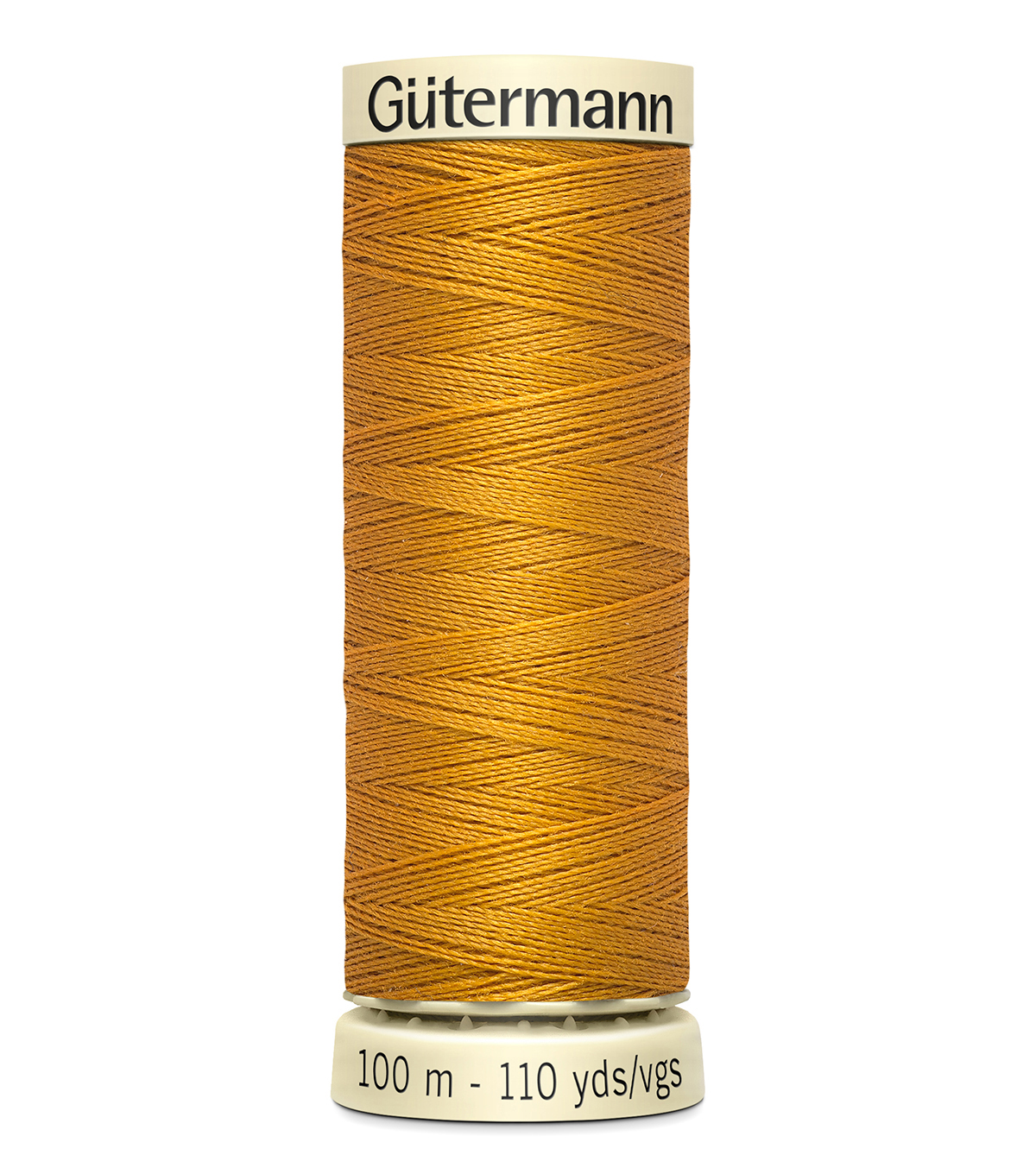 Gutermann Sew All Polyester Thread 110 Yards-Oranges & Yellows , Goldstone #870