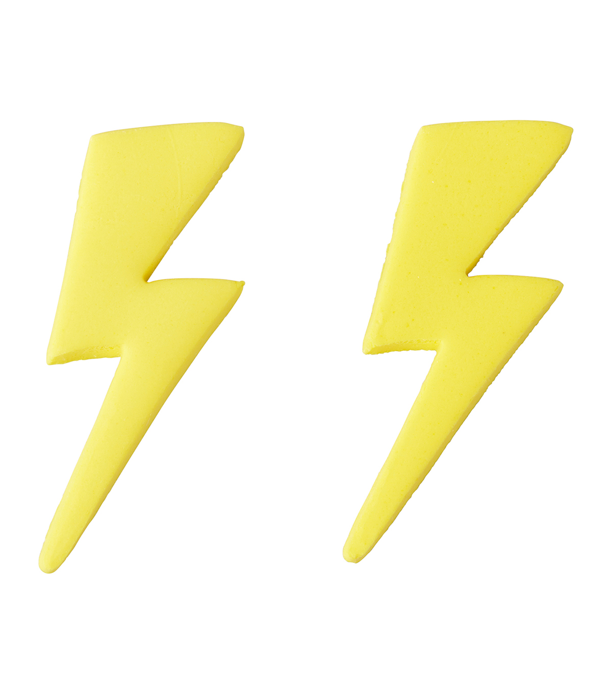 Rosanna Pansino By Wilton 12ct Lightning Bolt Icing Decorations