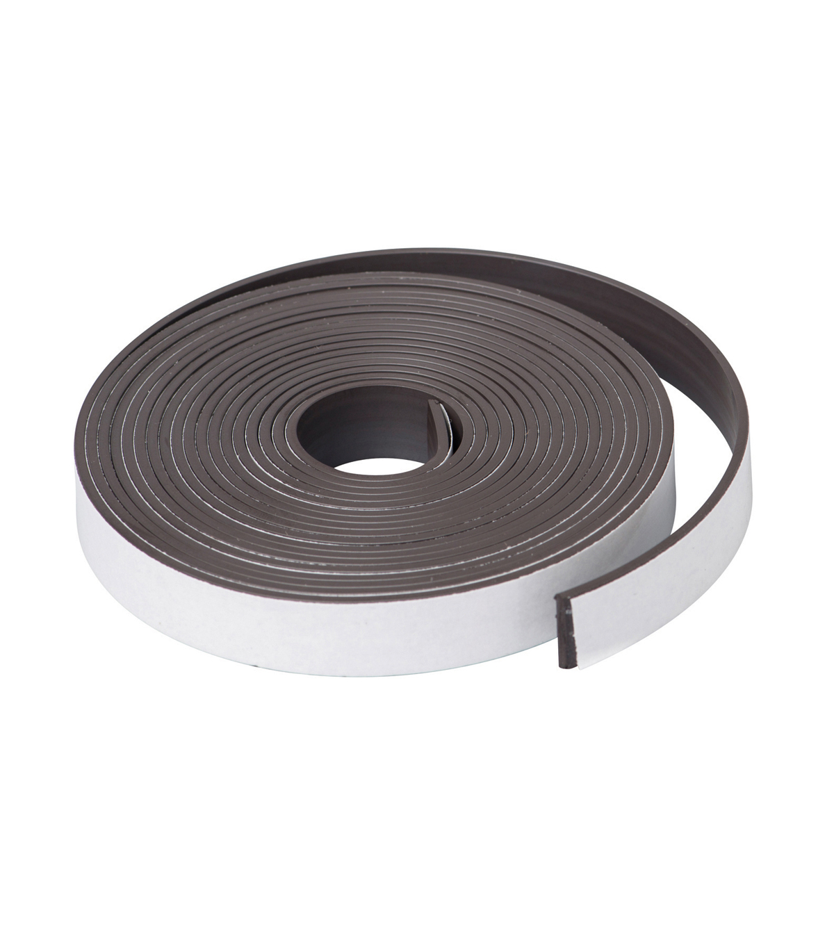 Dowling Magnets Adhesive Magnet Strip Roll, 1\u0022 x 10\u0027, 6 Rolls