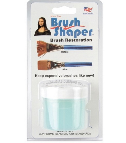 Brush Shaper Brush Restoration