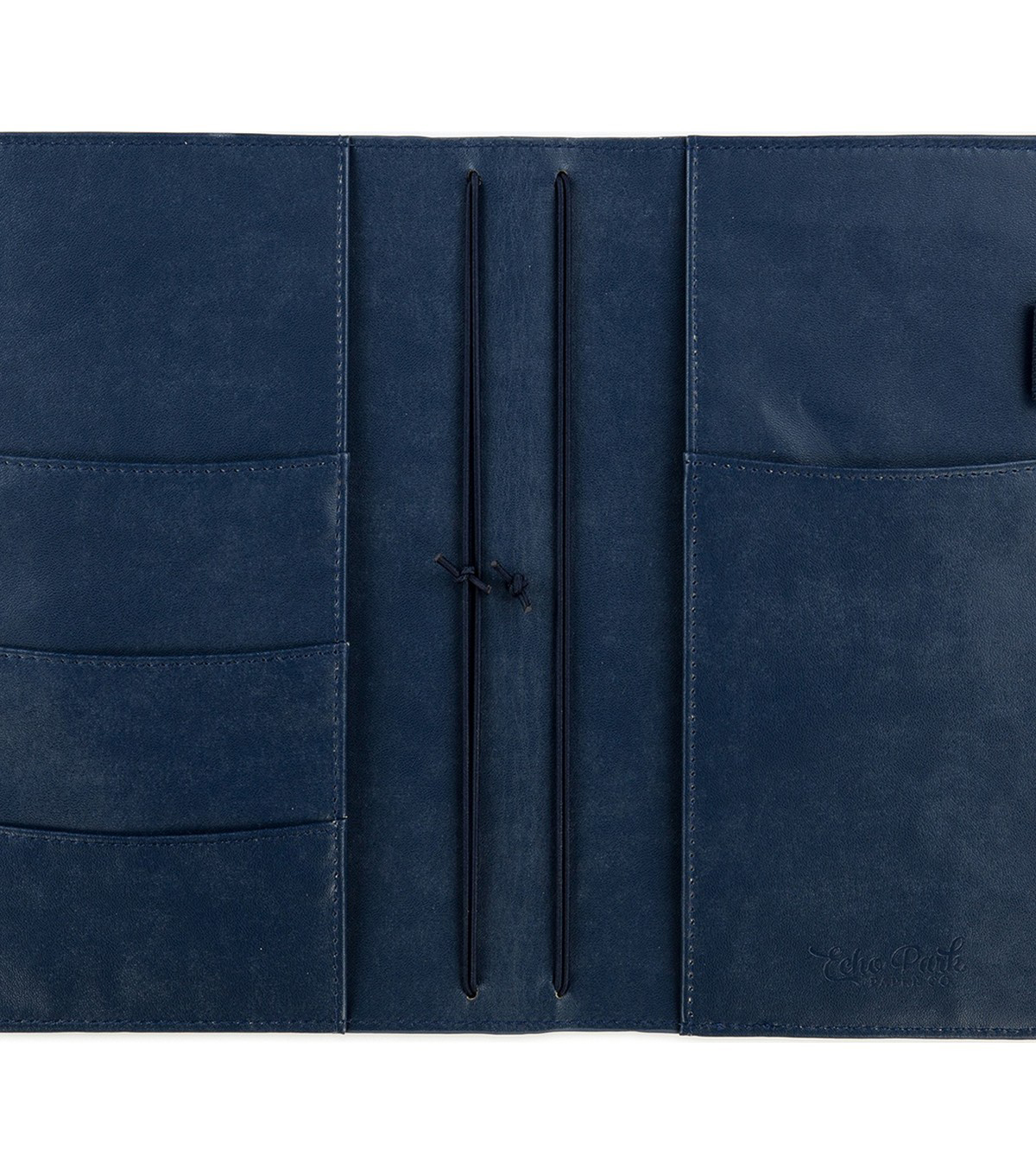 Echo Park Traveler\u0027s Notebook 6\u0022X9\u0022-Navy
