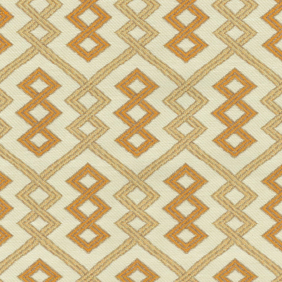 Home Decor 8\u0022x8\u0022 Fabric Swatch-IMAN Home Tribal Twist Nectar