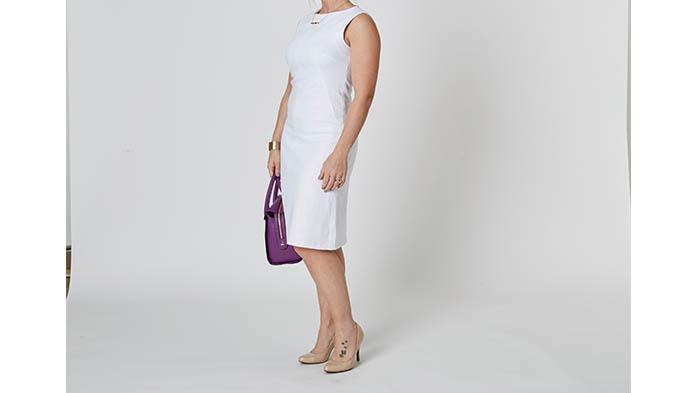 Sew A Linen Shift Dress