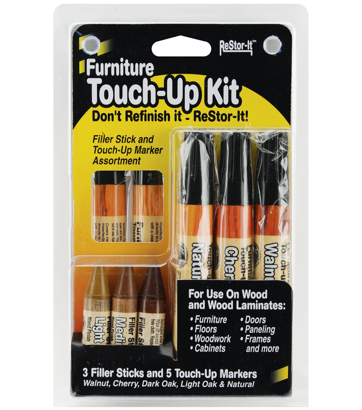Furniture Touch-Up Kit