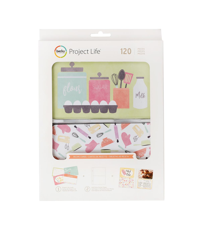 Project Life Value Kit-Recipe | JOANN