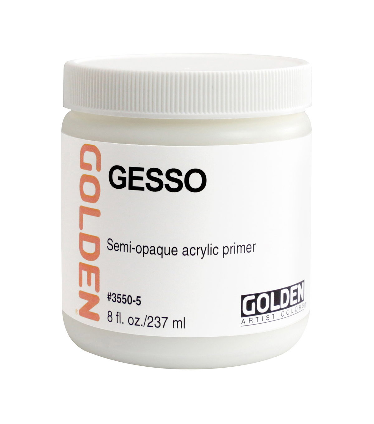 Golden Gesso 8oz.