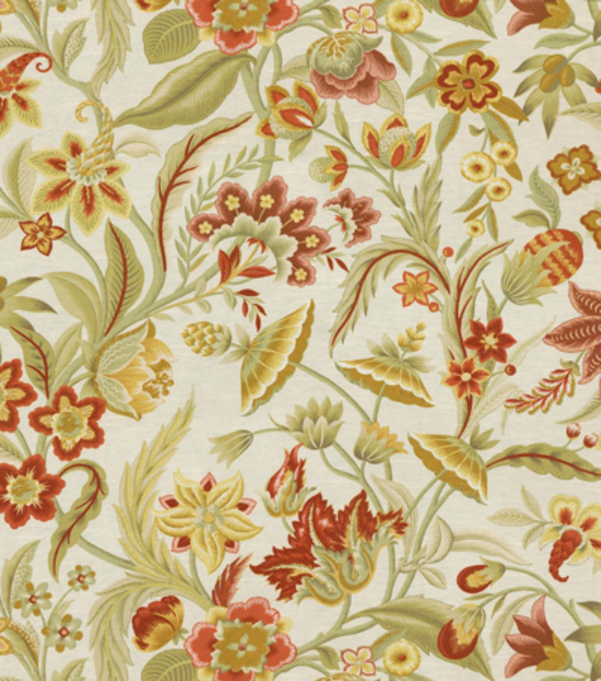 Home Decor Print Fabric- Richloom Studio Millstone Vintage | JOANN