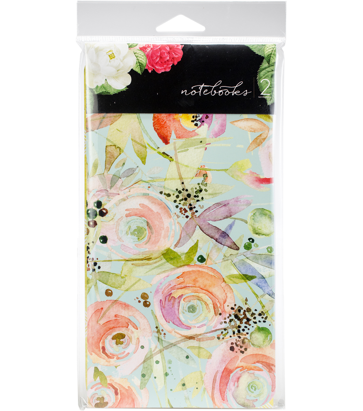 Webster\u0027s Pages The Good Life Traveler Notebooks-Trellis & Flowers