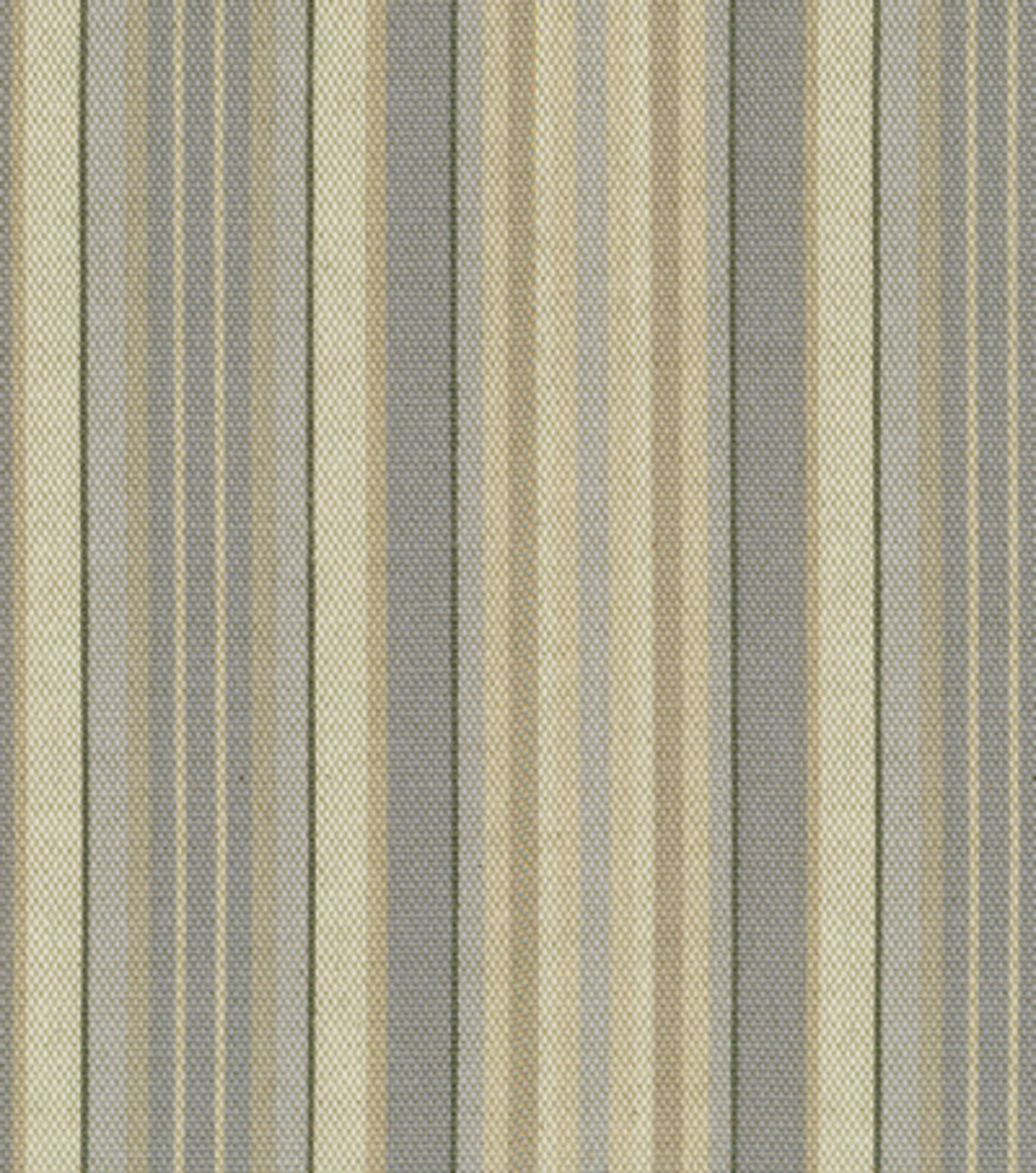 Waverly Multi-Purpose Decor Fabric 54\u0022-Lucky Stripe/Ironstone
