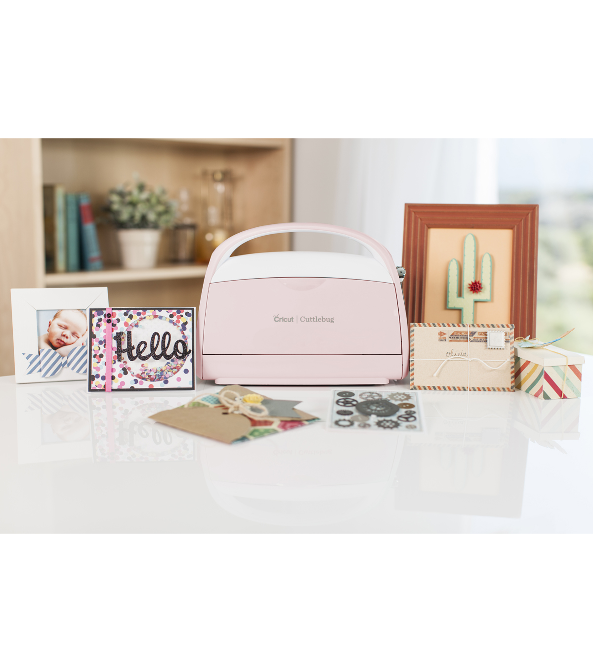 Cricut Cuttlebug Machine-Rose