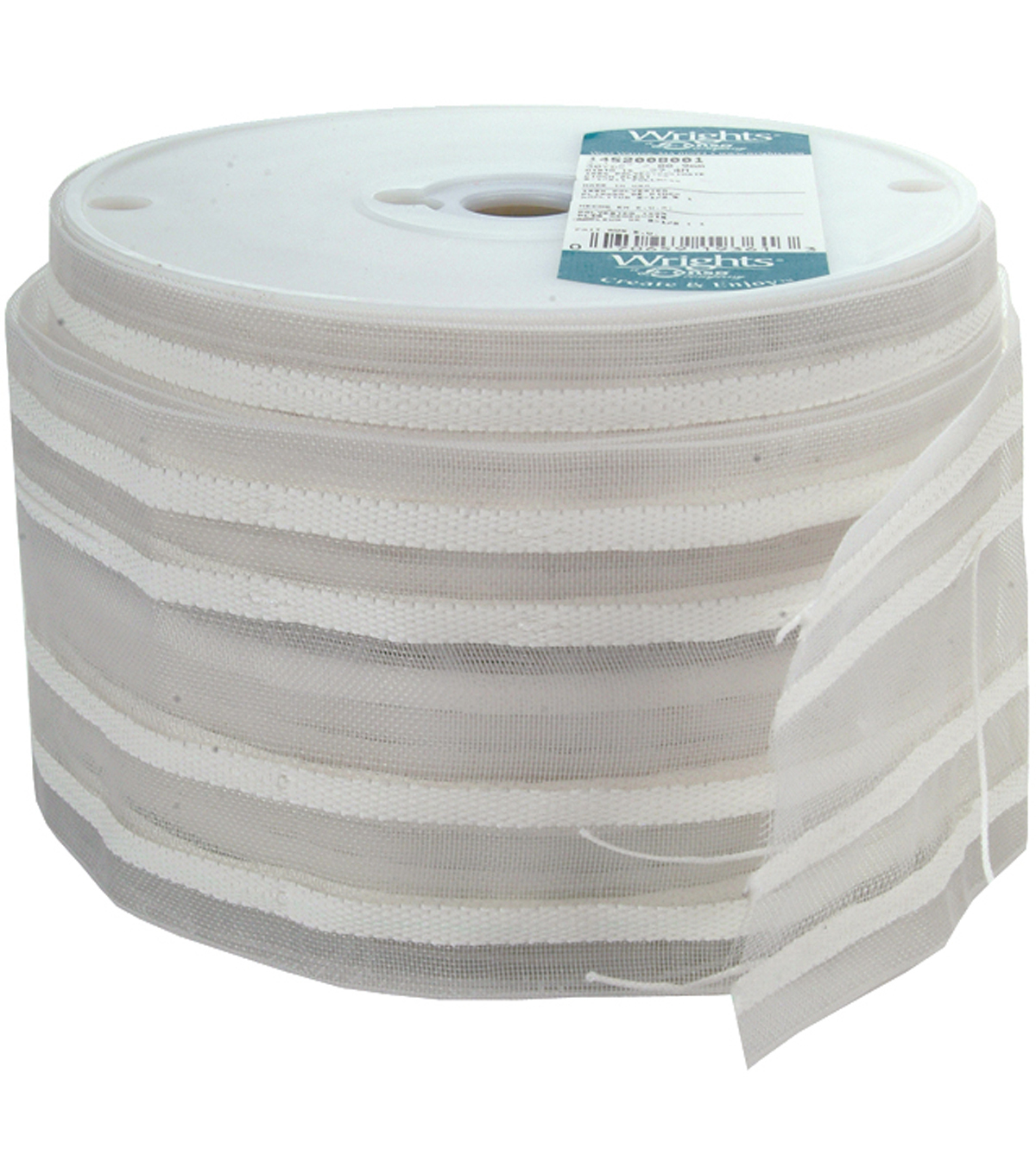 3-1/2\u0022x30yd Pinch Pleat Tape