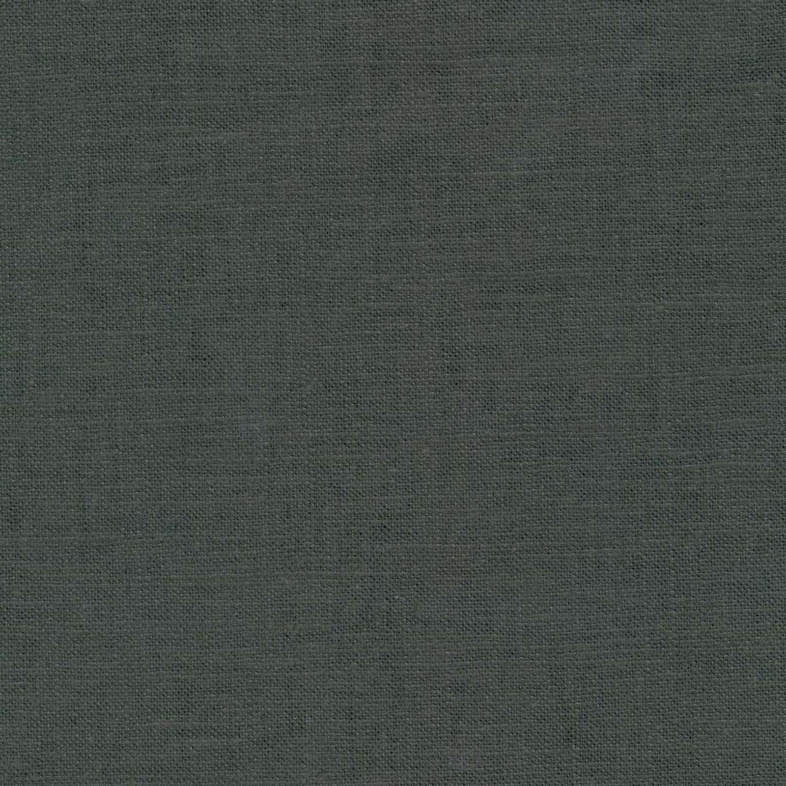 Signature Series Lightweight Decor Linen Fabric 54u0022 Charcoal
