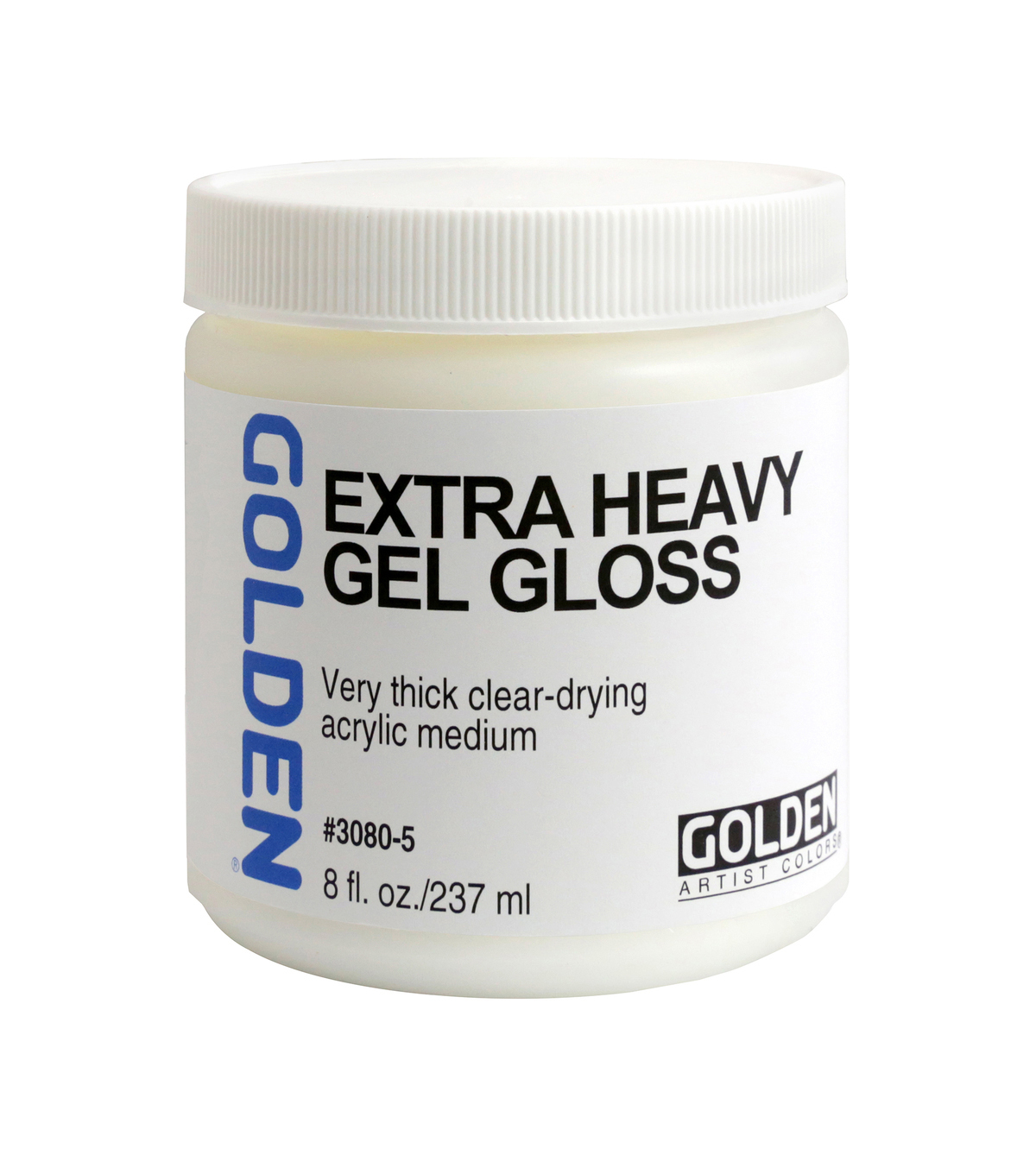 Golden Extra Geavy Gel Gloss 8oz.