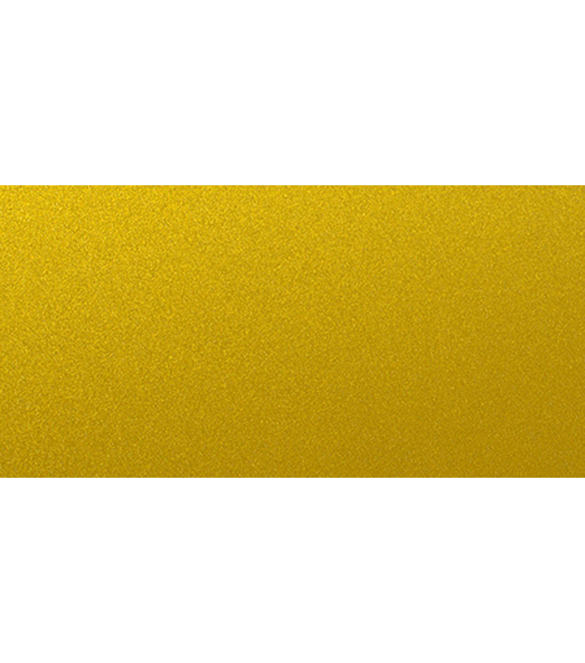 Allton 6\u0022X9\u0022 Ultra Fine Glitter Sticky Paper-Golden Yellow
