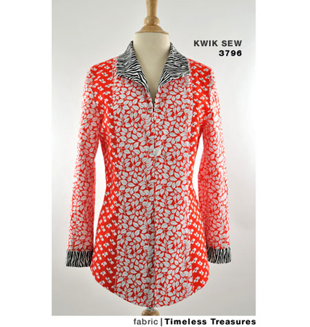 Kwik Sew Misses Jacket-K3796