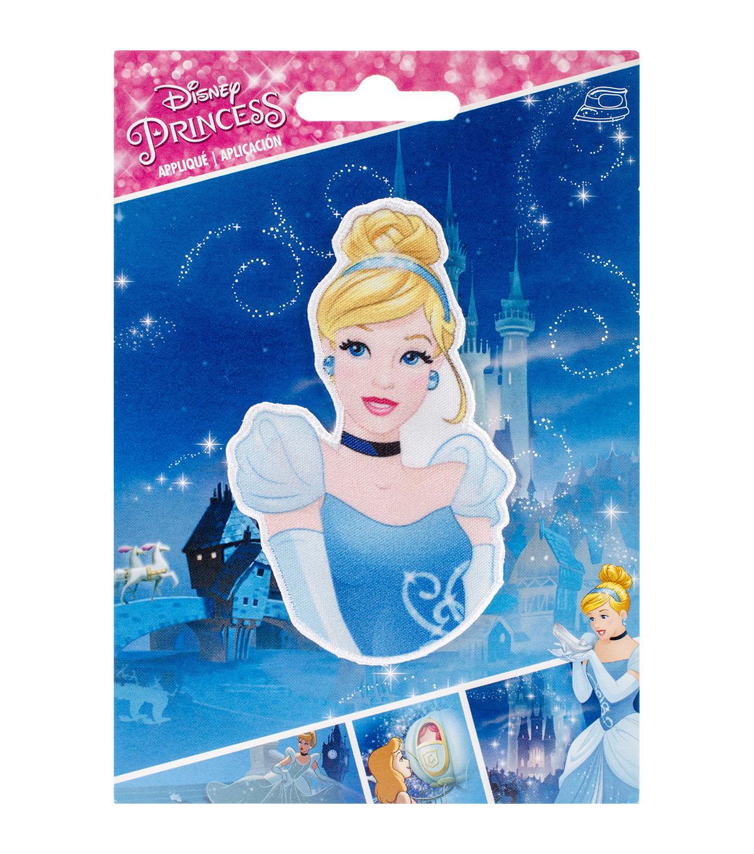 Disney princess cinderella iron on applique joann disney princess cinderella iron on applique thecheapjerseys Choice Image