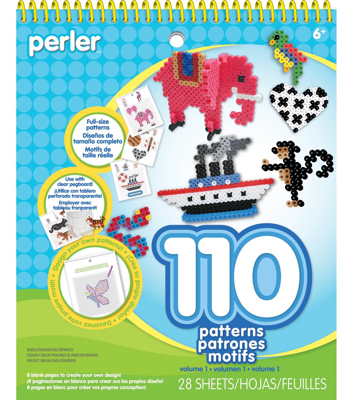 Perler Idea Book Pattern Pad Joann Fuse Box Bat Ideas