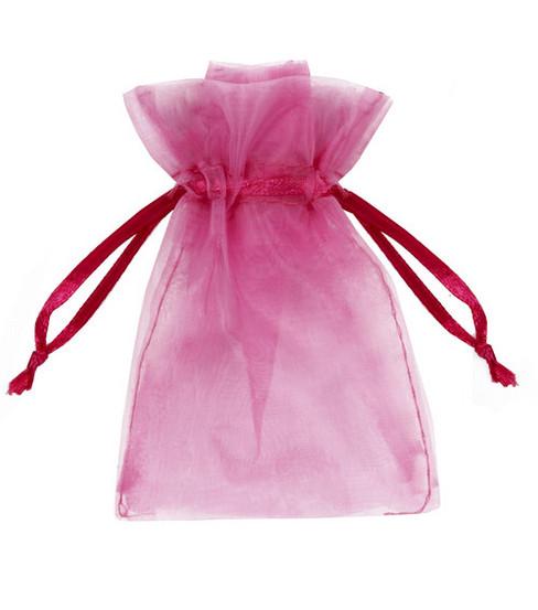10pk 3 X4 Organza Bags