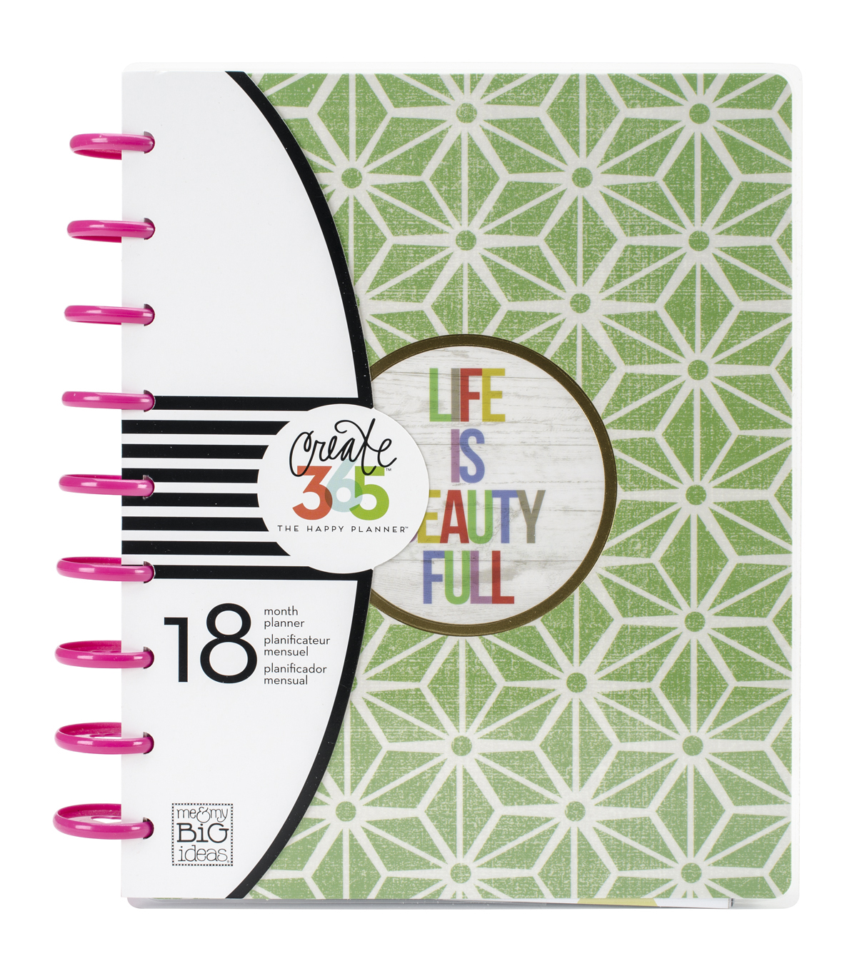The Happy Planner Beauty Full Planner