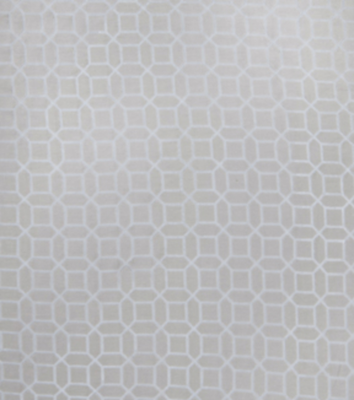 Home Decor 8\u0022x8\u0022 Fabric Swatch-Eaton Square Cute   Flax