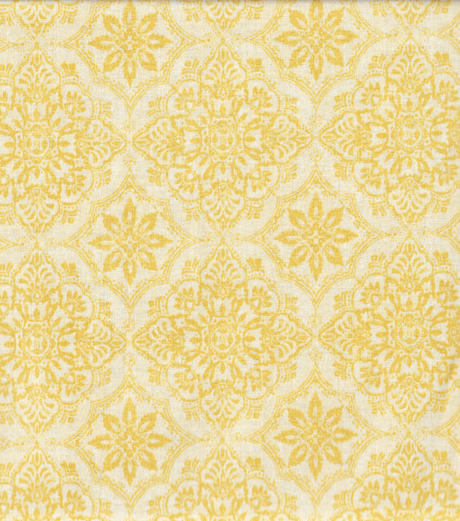 Keepsake Calico Cotton Fabric -Regmini Lemon
