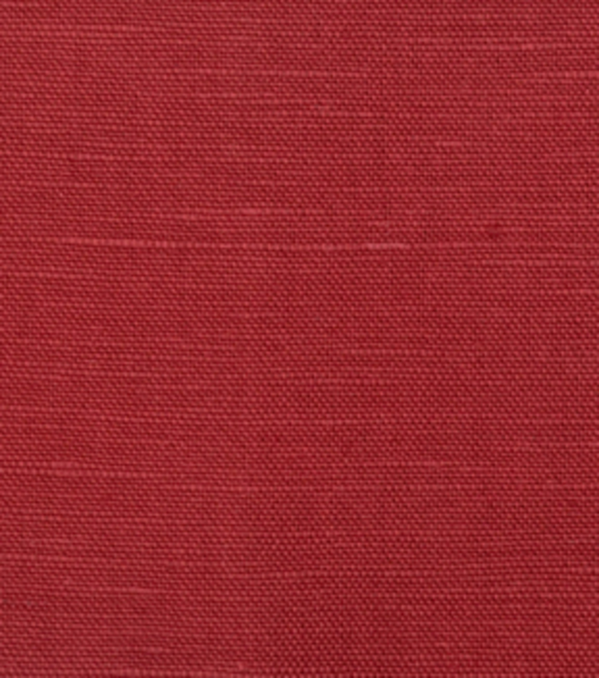 Home Decor 8\u0022x8\u0022 Fabric Swatch-Signature Series Linen-Cotton Scarlet