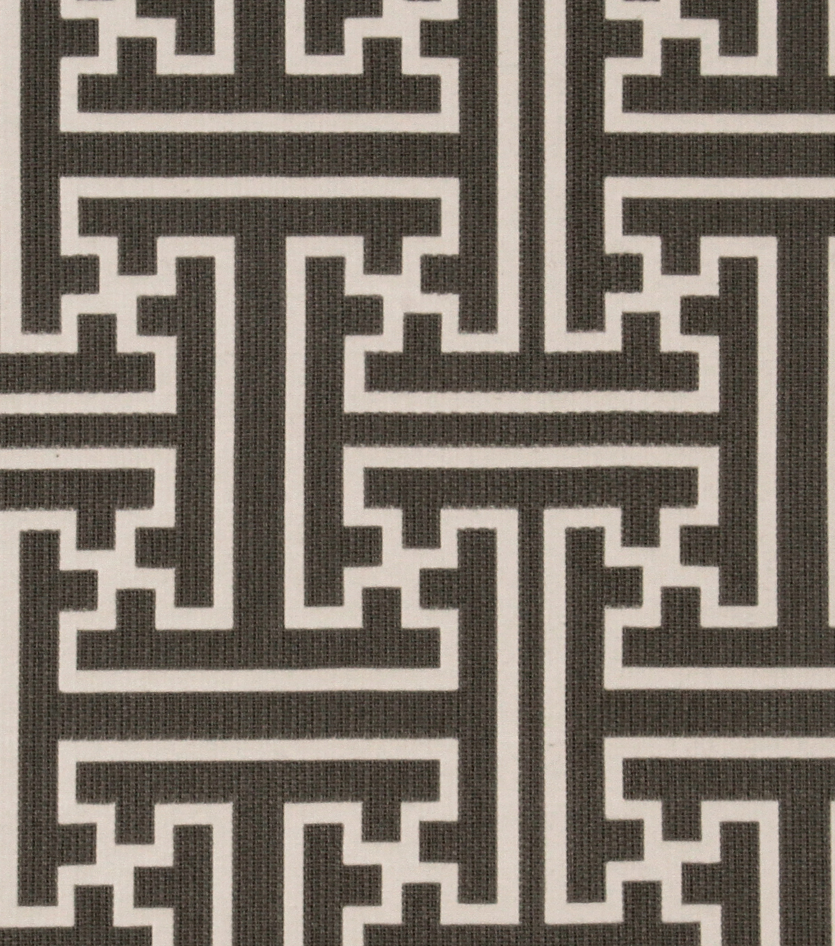 Robert Allen @ Home Upholstery Fabric 55\u0022-Latticelinks Greystone