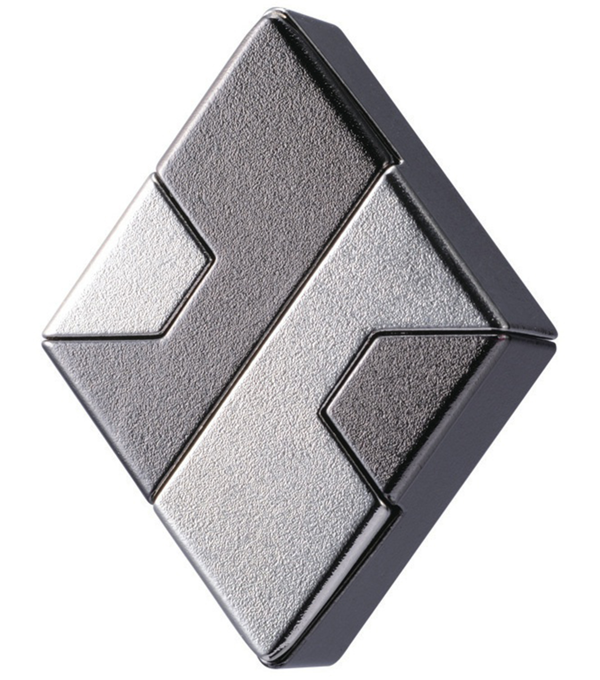 Hanayama Cast Puzzles-Diamond Level 1