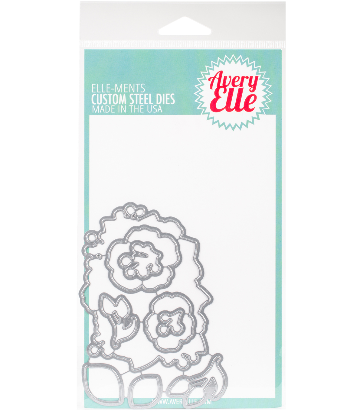 Elle-Ments Dies-Floral Bouquet