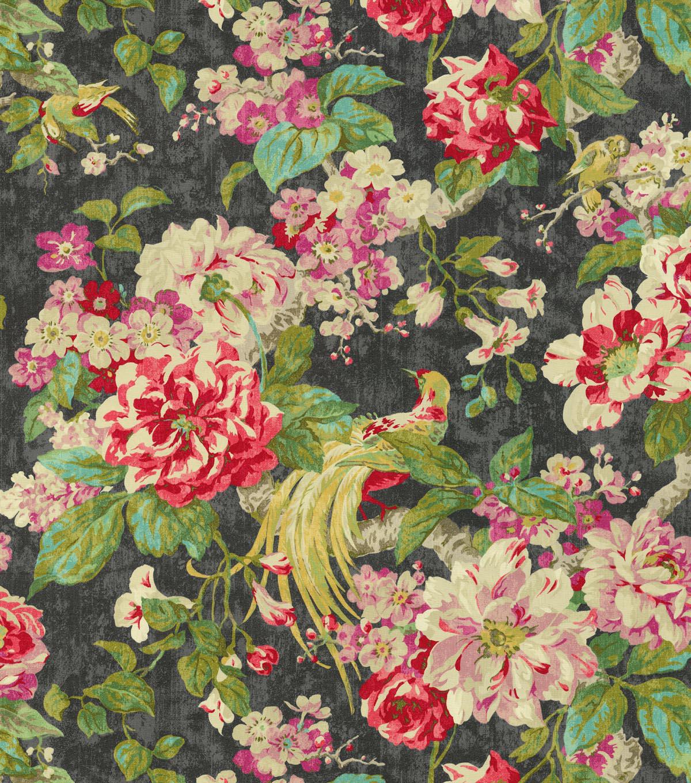 Upholstery Fabric Waverly Cranford Nightfall Joann