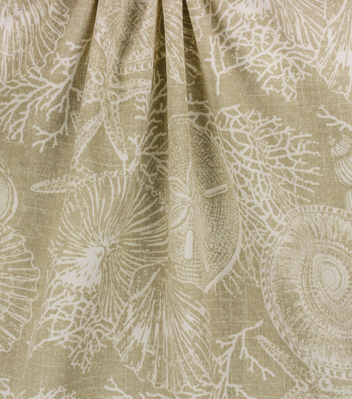 Solarium Outdoor Decor Fabric 54\u0027\u0027-Natural Elijah