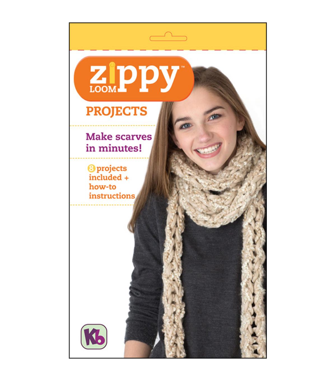 Knitting Board Books-Zippy Loom Projects | JOANN