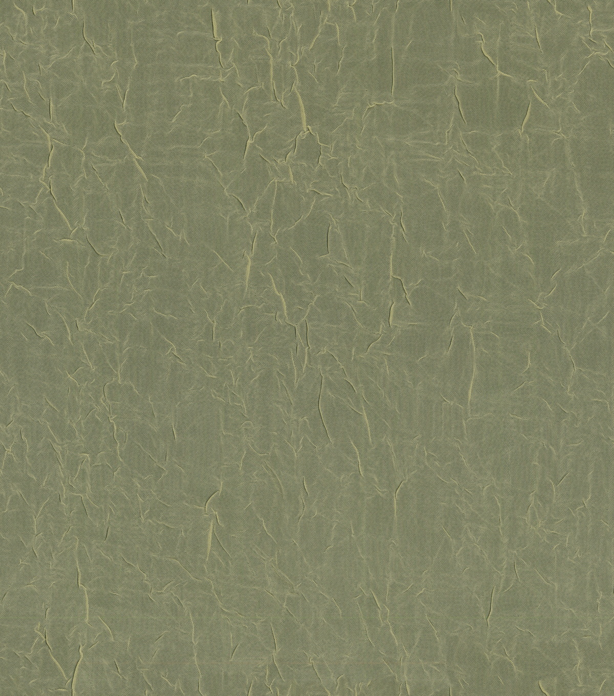 Signature Series Sheer Fabric Crushed Voile 53\u0022-Sage