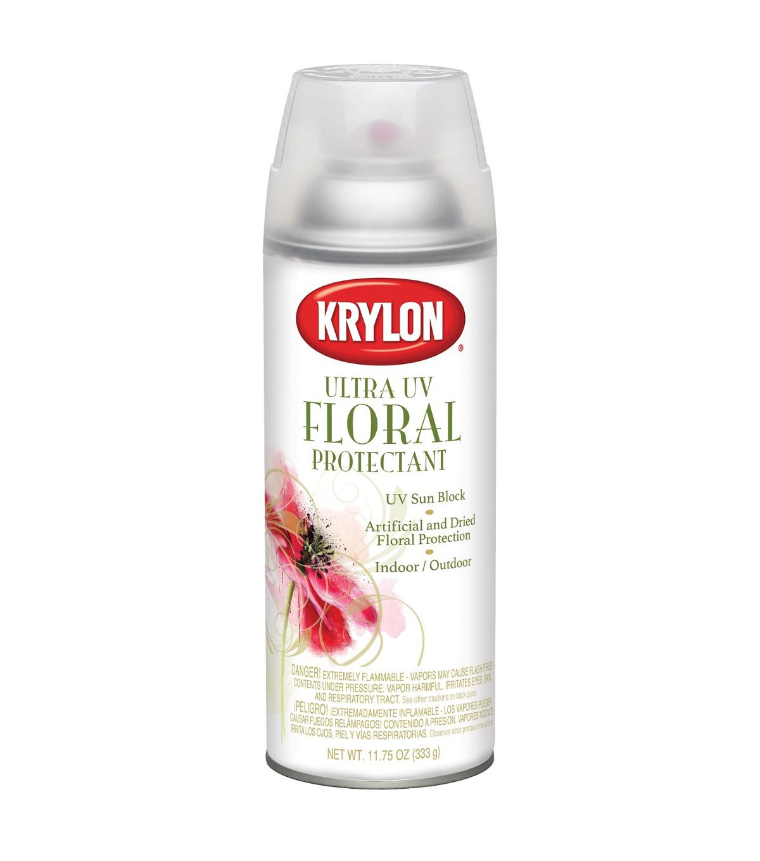 Krylon 11 75 Oz Ultra Uv Fl Protectant Spray