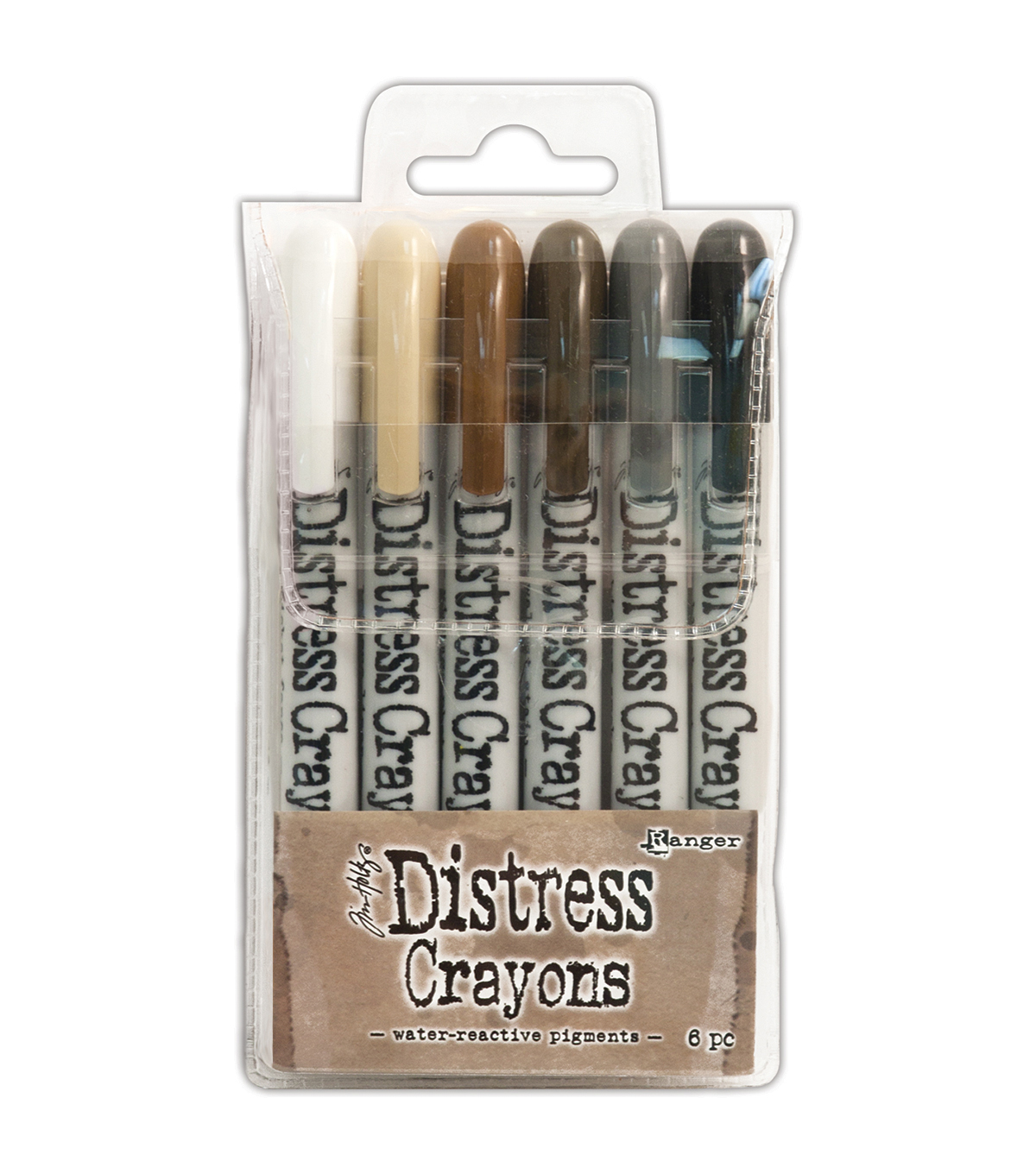 Tim Holtz Distress Crayon Set-Set #3