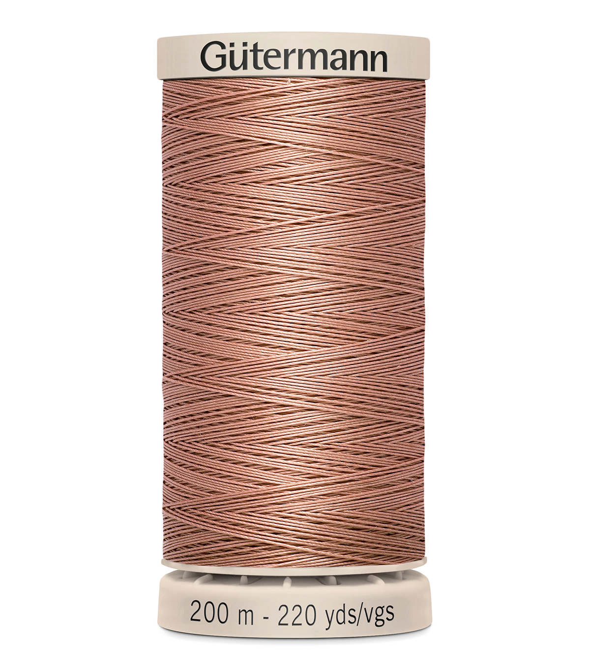 Gutermann Hand Quilting Thread 200 Meters (220 Yrds)-Primary, Dusty Rose #2626
