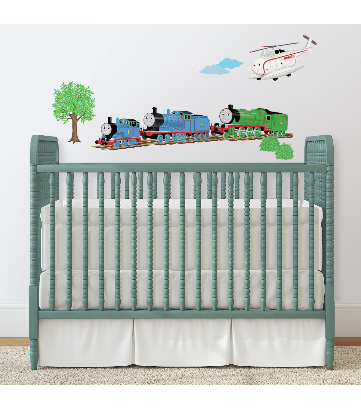 York Wallcoverings Peel & Stick Wall Decals-Thomas & Friends