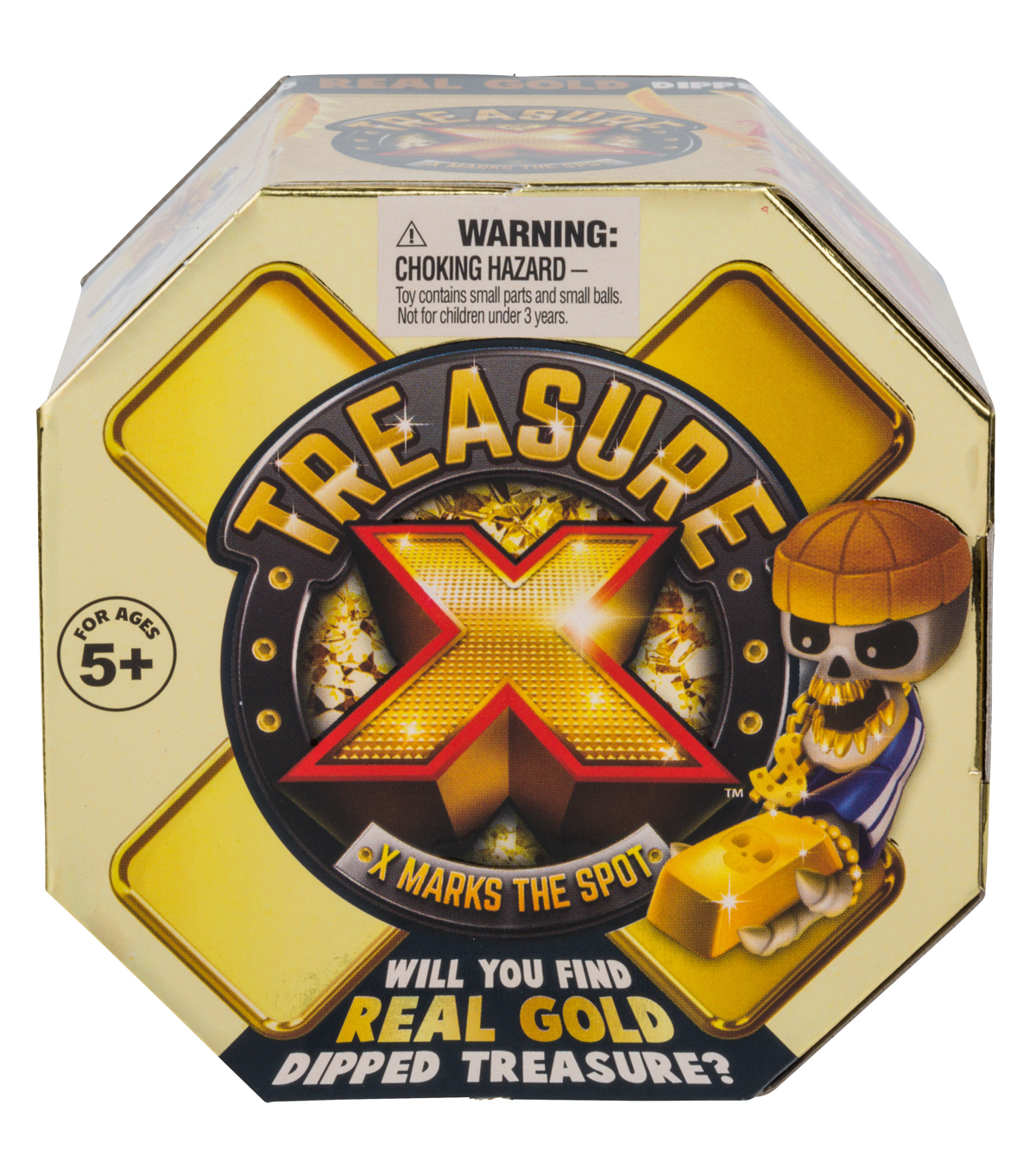 Treasure X Single Packs