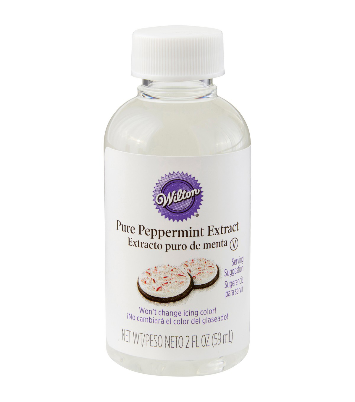 Wilton 2 fl  oz  Pure Peppermint Extract