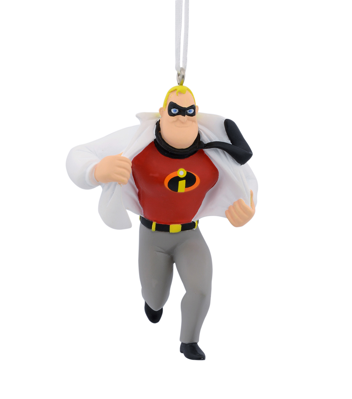 Hallmark Ornament-Resin Figural Mr Incredible