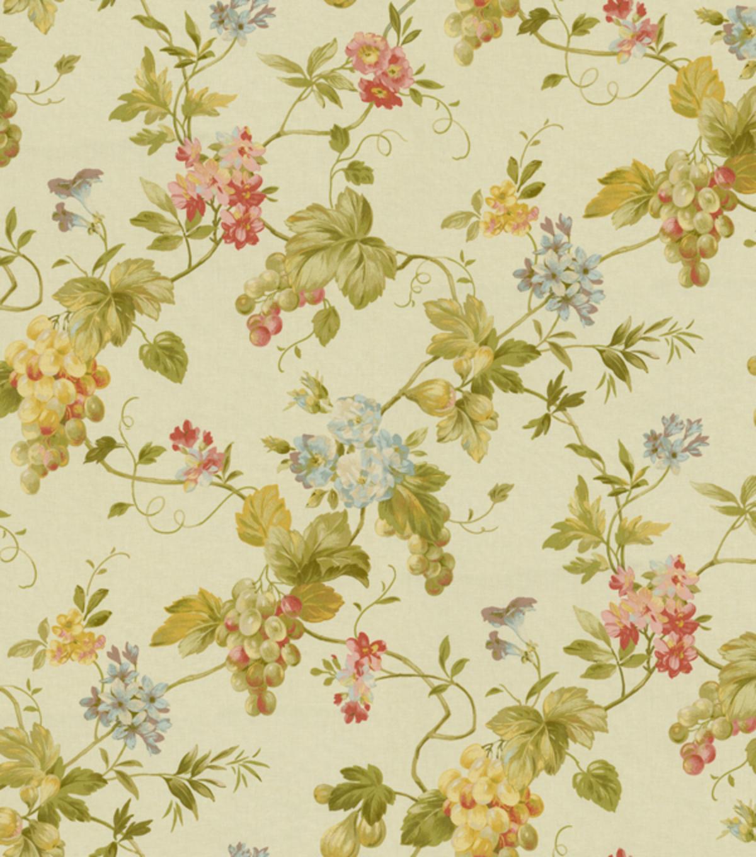 Home Decor Print Fabric-Waverly Napoli Cameo   JOANN