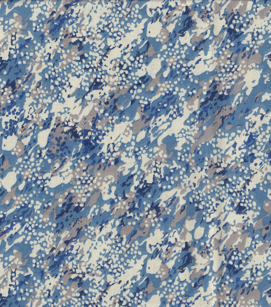 Keepsake Calico Cotton Fabric -Freedom Indigo