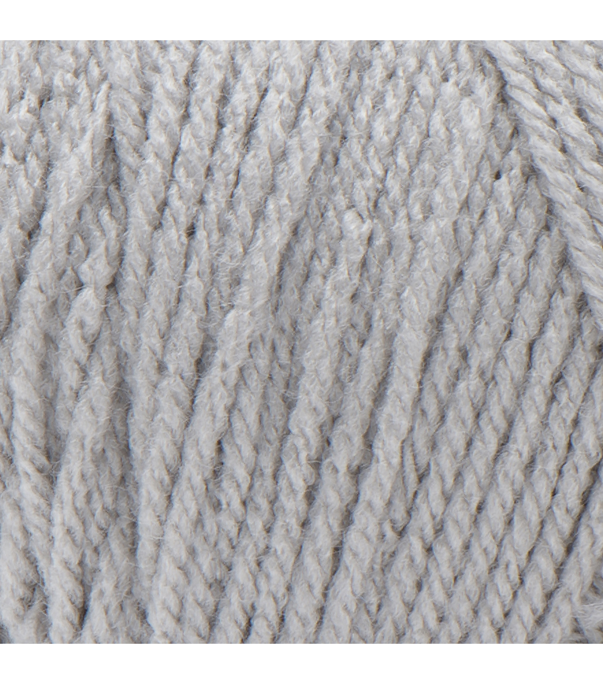 Red Heart With Love Yarn, Light Grey