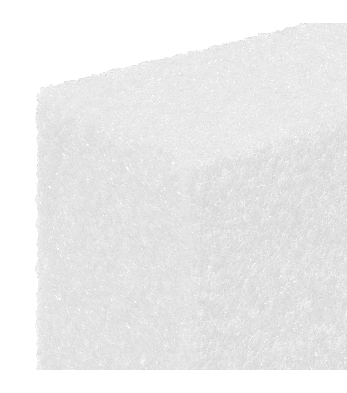 FloraCraft SmoothFoam 12\u0027\u0027 Styrofoam Cake Form-White