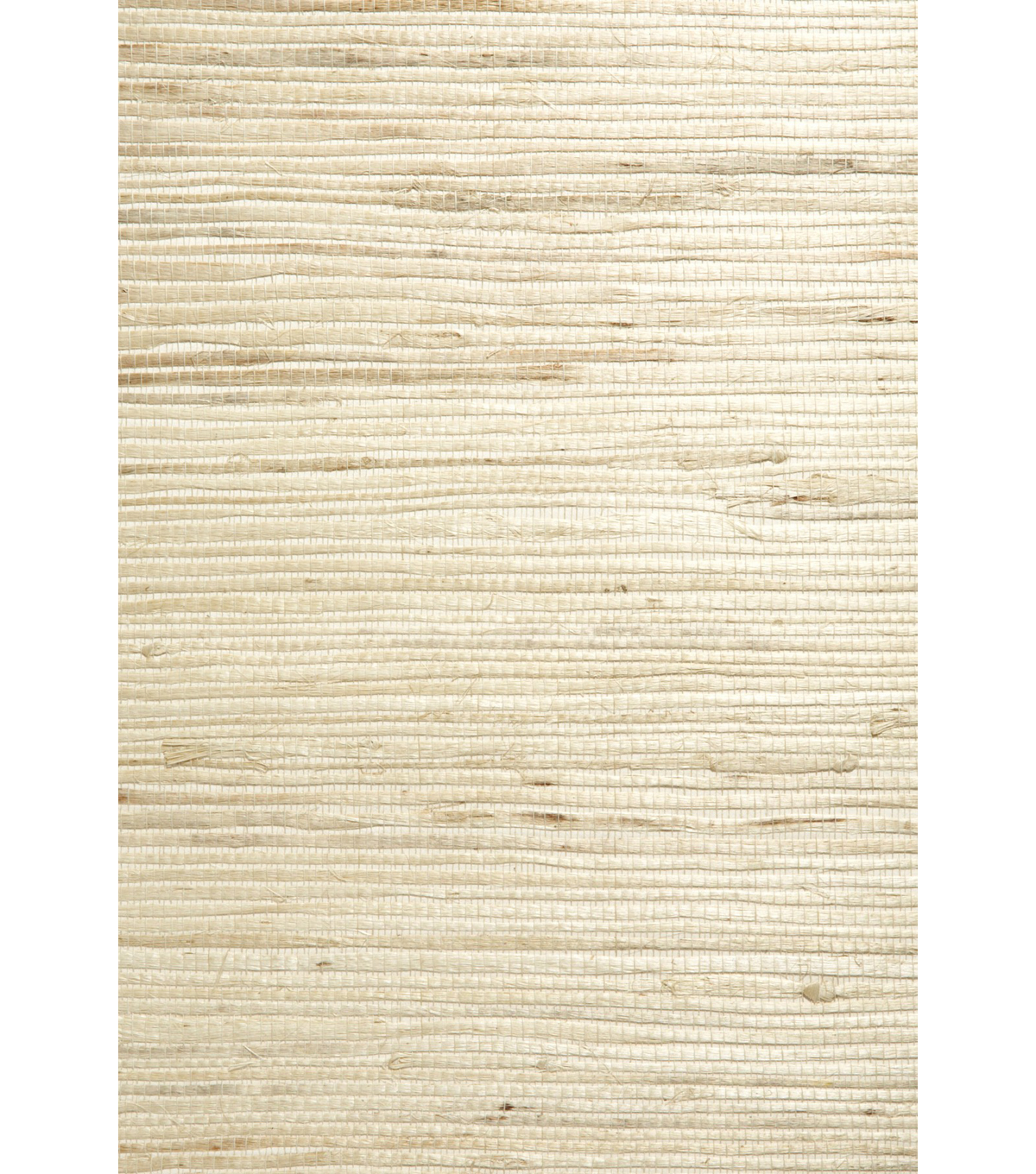 Qi Taupe Grasscloth Wallpaper Sample