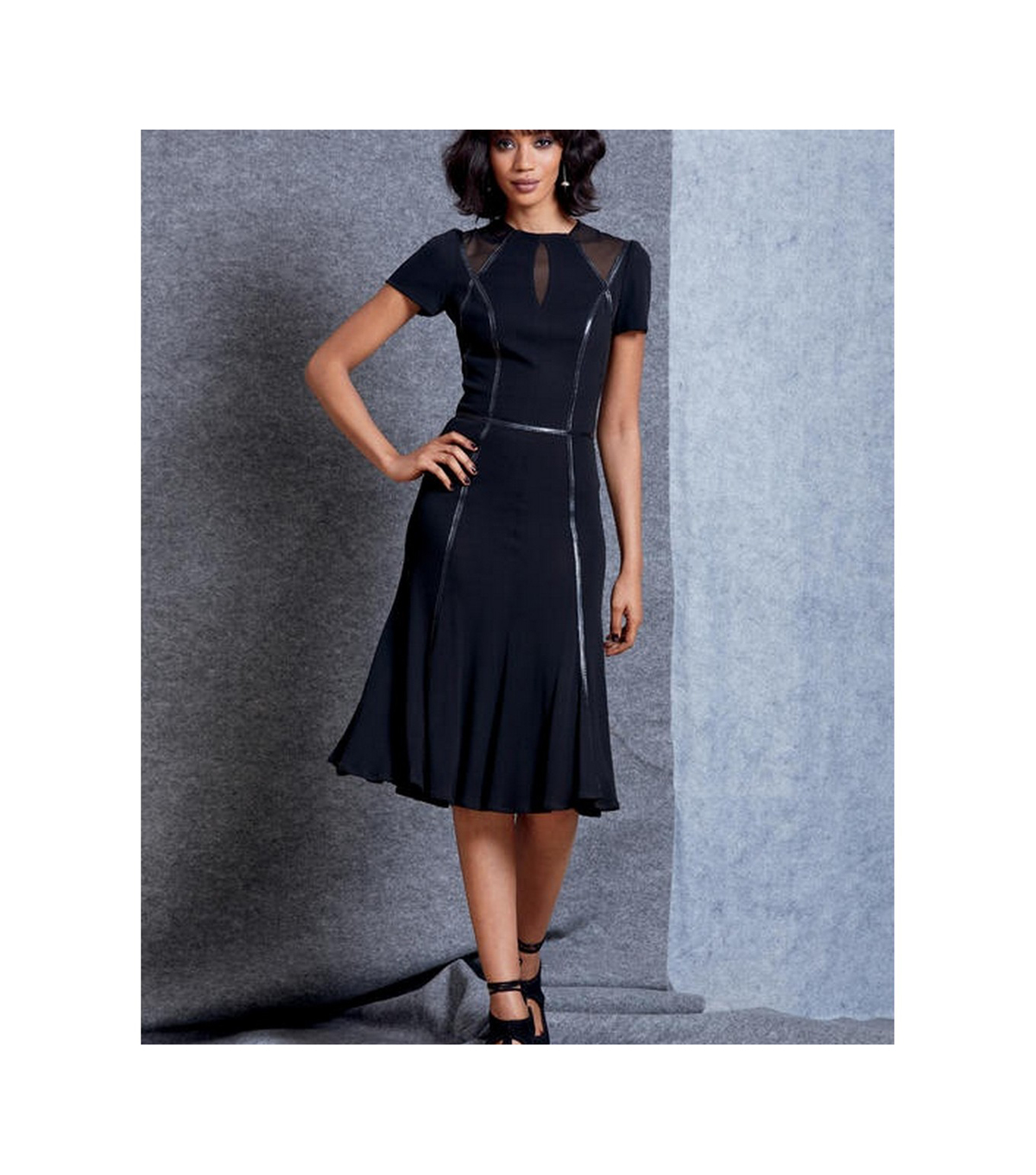 Vogue Pattern V1600 Misses\u0027 Dress-Size 6-8-10-12-14
