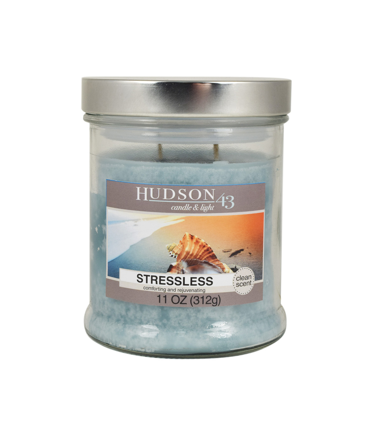 Hudson 43 Candle & Light Collection 11oz Stressless Jar